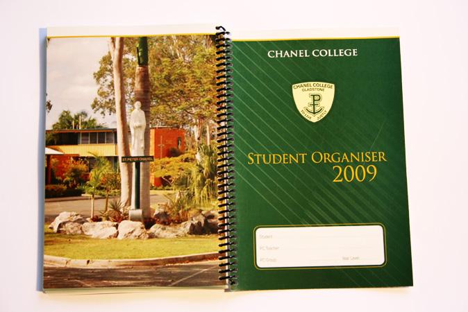 School Diary Printers | School Printing Brisbane | Student Diaries